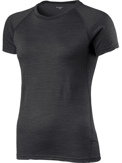 Houdini Airborn - Camiseta manga corta Mujer - negro